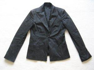 hugo boss blazer schwarz gr. s 36