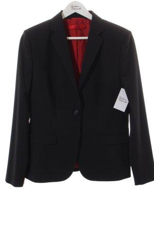 Hugo Boss Blazer schwarz klassischer Stil