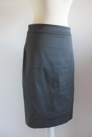 Hugo Boss Bleistift Rock Pencil Skirt dunkelgrau Gr. 36 S