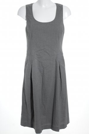 Hugo Boss Robe crayon gris style d'affaires