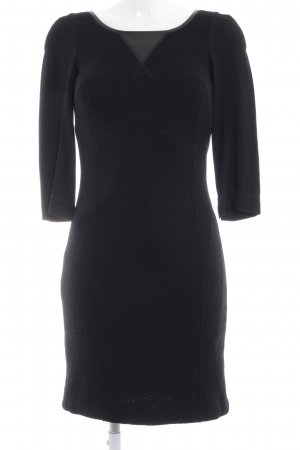 Hugo Boss Bleistiftkleid schwarz Business-Look