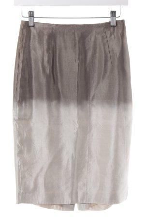 Hugo Boss Gonna a tubino marrone-grigio-grigio chiaro Colore sfumato elegante