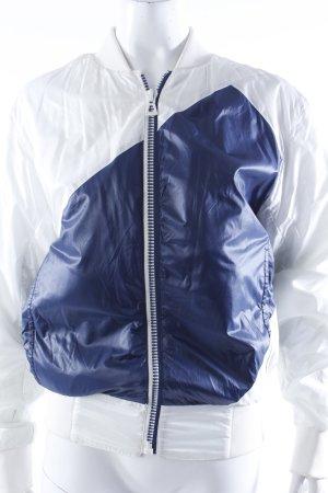 Hugo Boss jacket glossy white