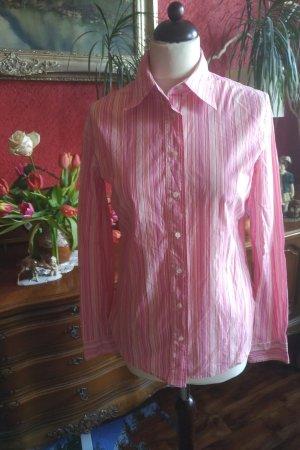 Hugo Boss Blouse met lange mouwen roze
