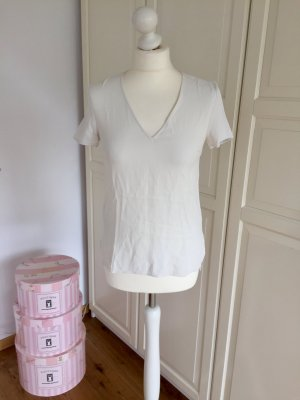Hugo Boss Bluse Shirt Off-White 36