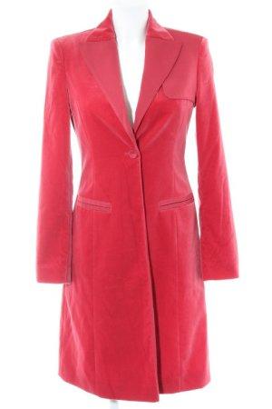 Hugo Boss Manteau long rouge clair-rouge brique élégant