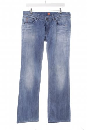Hugo Boss Boot Cut spijkerbroek kleurverloop Jeans-look