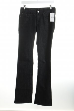 Hugo Boss Boot Cut Jeans schwarz Casual-Look