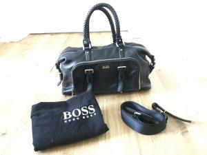 Hugo Boss Bowling Bag Leder