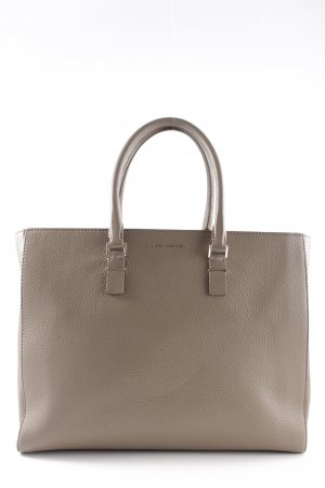 Hugo Boss Bowlingtasche creme Business-Look
