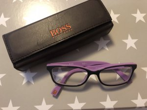 Boss Orange Lunettes gris anthracite-violet