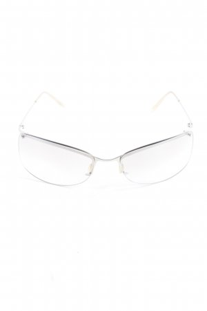Hugo Boss Glasses silver-colored casual look
