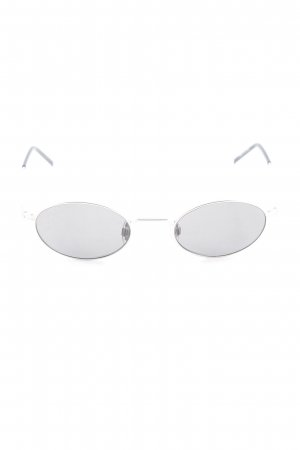 Hugo Boss Glasses silver-colored-black simple style