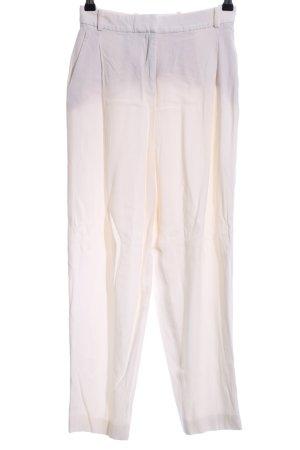 Hugo Boss Pantalón de pinza crema elegante