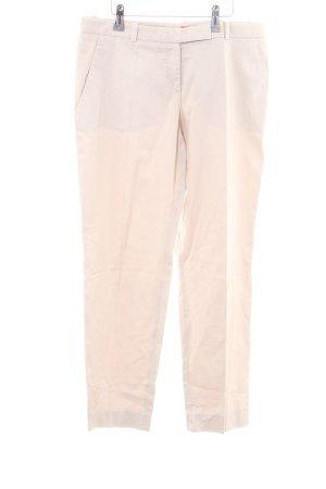 Hugo Boss Pantalone a pieghe crema stile casual