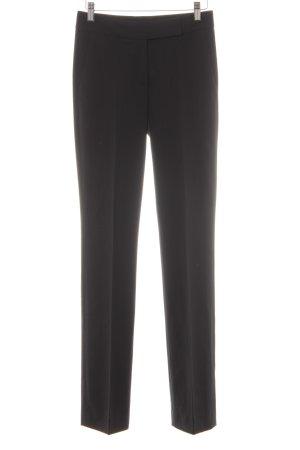 Hugo Boss Pantalon à pinces noir style d'affaires