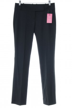 Hugo Boss Pleated Trousers black business style