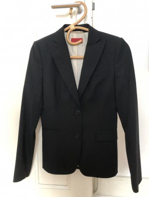 Hugo Boss Business Blazer Gr. 36 schwarz