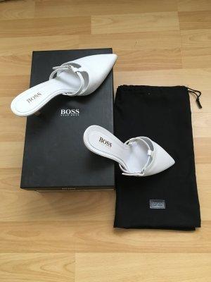 Hugo Boss Slippers white