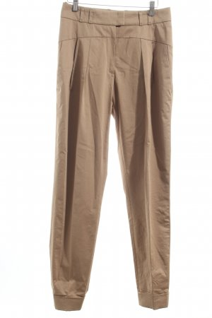 Hugo Boss Chinohose beige Casual-Look