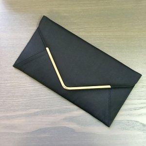 Hugo Boss Borsa clutch nero