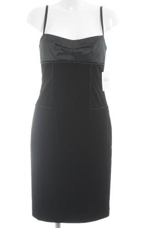 Hugo Boss Vestido de cóctel negro elegante