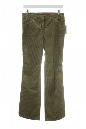 Hugo Boss Cordhose khaki Casual-Look