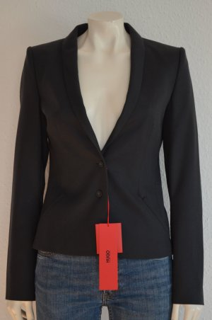 HUGO Hugo Boss Blazer smoking nero Lana vergine