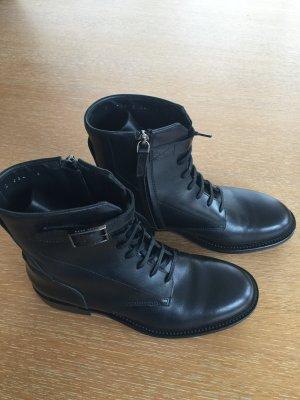 HUGO BOSS Damen Boots Stiefel **NEU**! Gr. 37, Schwarz