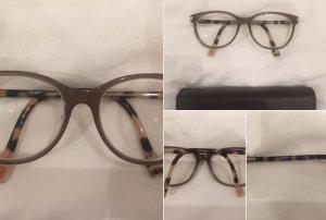Hugo Boss Damen Brillengestell beige braun mit Stärke