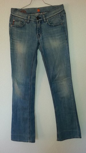 Hugo Boss Damen Jeans * Ginny * Gr. 27 helle Waschung blau top!