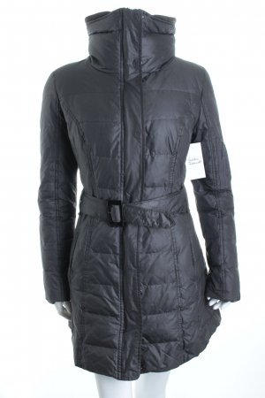 Hugo Boss Daunenjacke grau Casual-Look