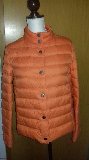 Hugo Boss Daunenjacke Owow orange Gr. 40 neu mit Etikett NP 300 Euro !
