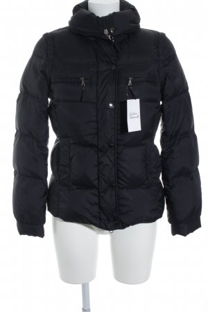 Hugo Boss Down Jacket black college style
