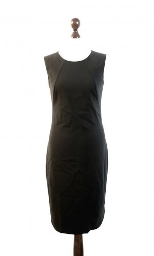 Hugo Boss Sheath Dress black new wool