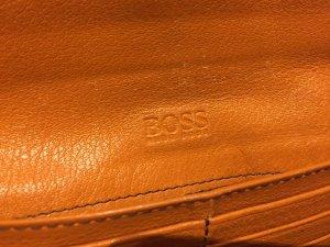 Hugo Boss Geldbörse orange /ocker