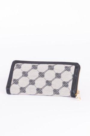 HUGO BOSS - Geldtasche mit Rundum-Reißverschluss Schwarz-Grau Limited Edition NEU