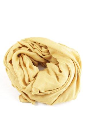 Hugo Boss Fazzoletto da collo giallo pallido stile casual