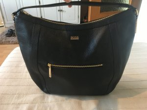 Hugo Boss Hobos black leather