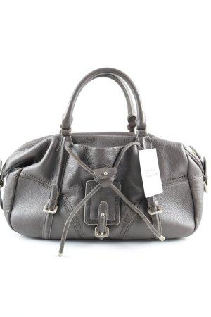 Hugo Boss Handtasche graubraun Elegant