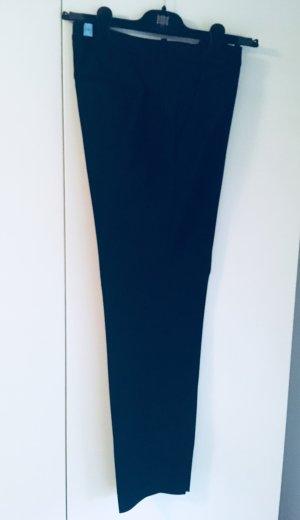 Hugo Boss 7/8-broek blauw Scheerwol