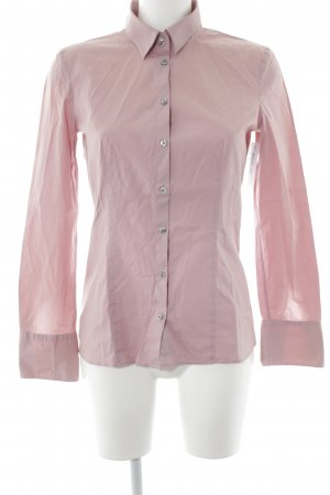 Hugo Boss Hemd-Bluse altrosa Business-Look