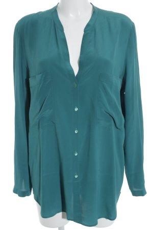 Hugo Boss Shirt Blouse cadet blue business style