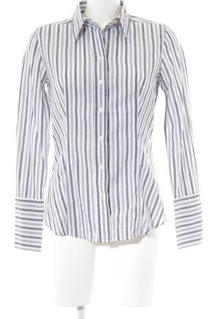 Hugo Boss Hemd-Bluse Streifenmuster Elegant