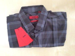 Boss Hugo Boss Camisa de leñador multicolor Algodón
