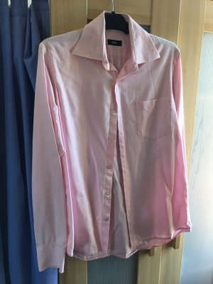 Hugo Boss Zakelijk overhemd roze