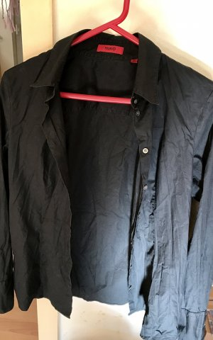 Hugo Boss Hemd schwarz