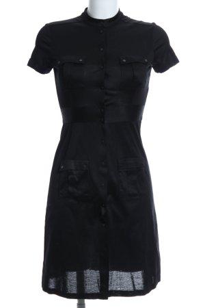 Hugo Boss Shirtwaist dress black business style