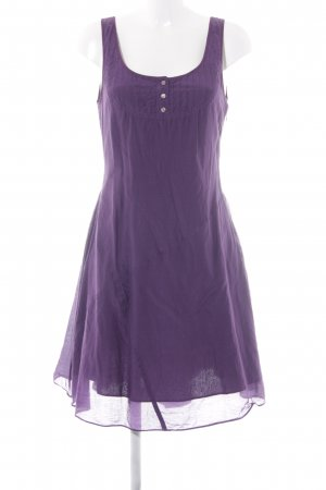 Hugo Boss Shirtwaist dress dark violet casual look
