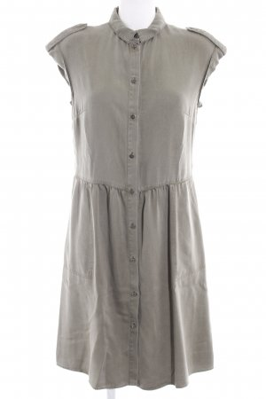 Hugo Boss Shirtwaist dress khaki casual look